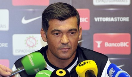 5f58c4bf08 O Vitória joga amanhã em Vila do Conde