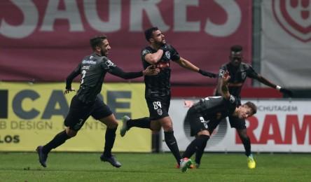 O Vitória empatou a três golos no reduto do Sporting de Braga e5568e98f6c6a